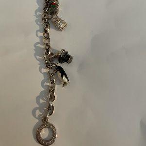Thomas Sabo bracelet with charms
